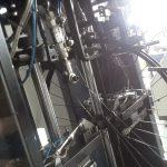 automat na centrovanie kolies