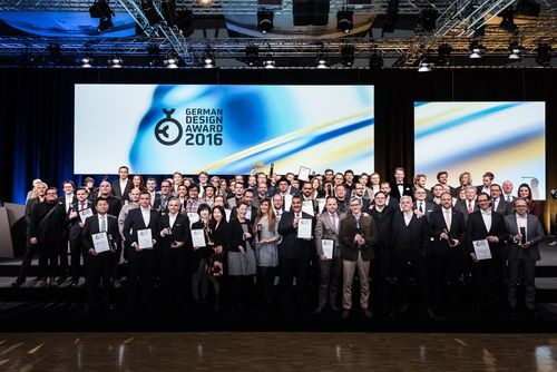 Všetci ocenení German Design Award