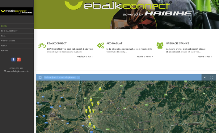 ebajk connect web