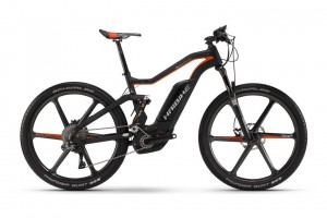 HAIBIKE XDURO FULLSEVEN CARBON XTR ULTIMATE 2016