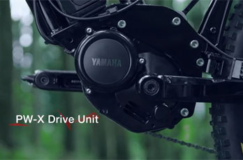 Yamaha motor PW-X 2017