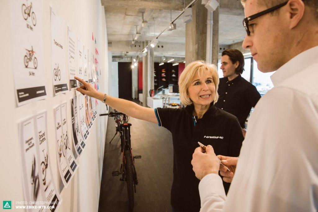 Susanne Puello, CEO firmy Haibike