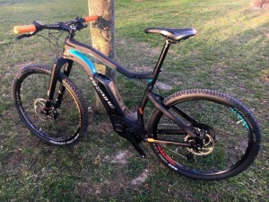 Haibike XDuro HardSeven Carbon RX SPECIAL EDITION