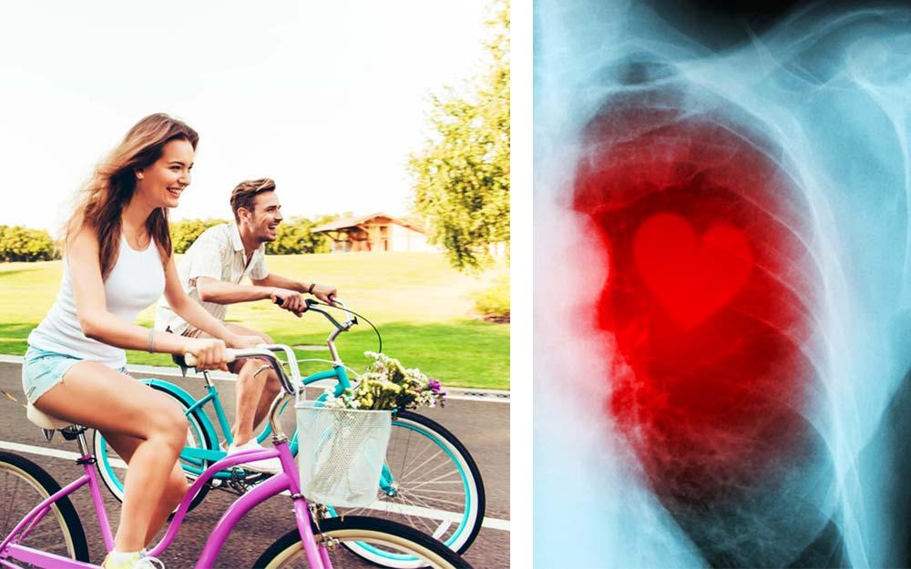 Cyklistika a zdravie
