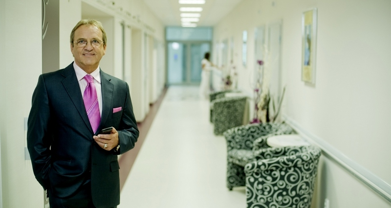 Fotka MUDr. Juraj Vančík CSc., kardiológ