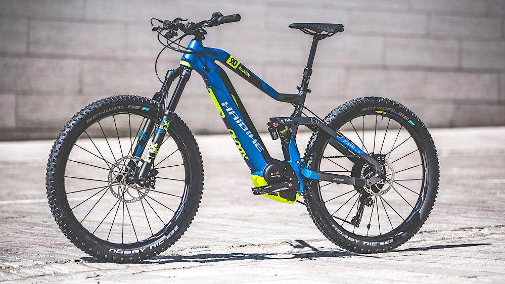 Elektrobicykel Haibike_MY18_XDURO_AllMtn_9.0 bočná fotka