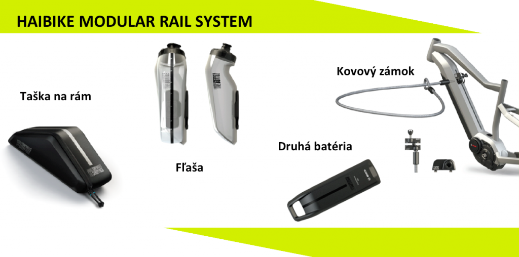 modular rail system