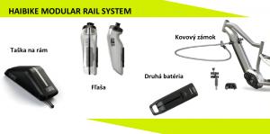 modular Rail