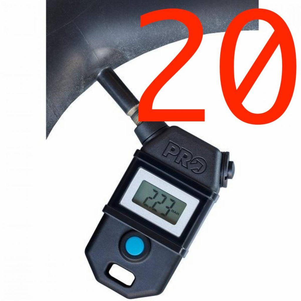 20. tlakomer PRO